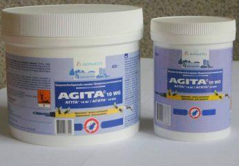 Агита — средство от мух