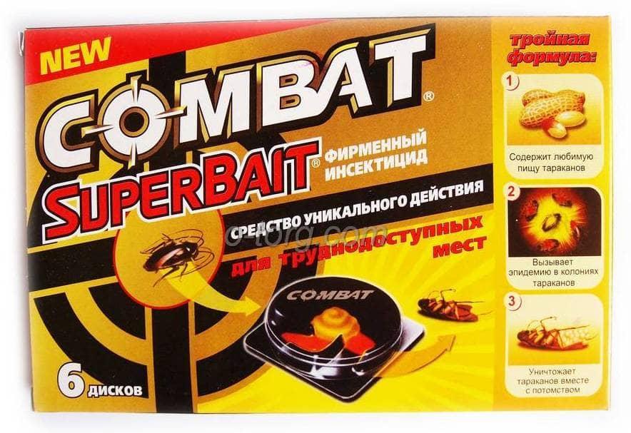 Купить средство от тараканов Комбат
