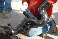 Засор канализации можно устранить доступными средствами