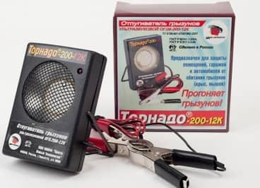 отпугиватель Торнадо 200-12К авто
