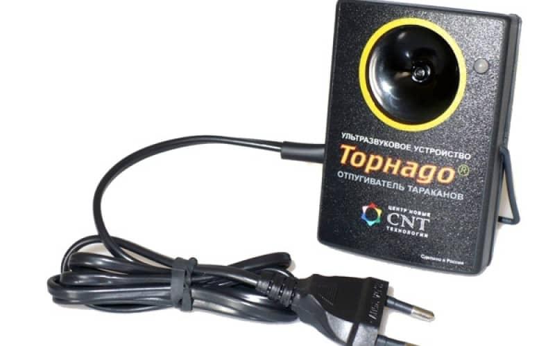 Могут ли ультразвуковые отпугиватели Торнадо ОТ.01, ОТ.02 избавить от тараканов