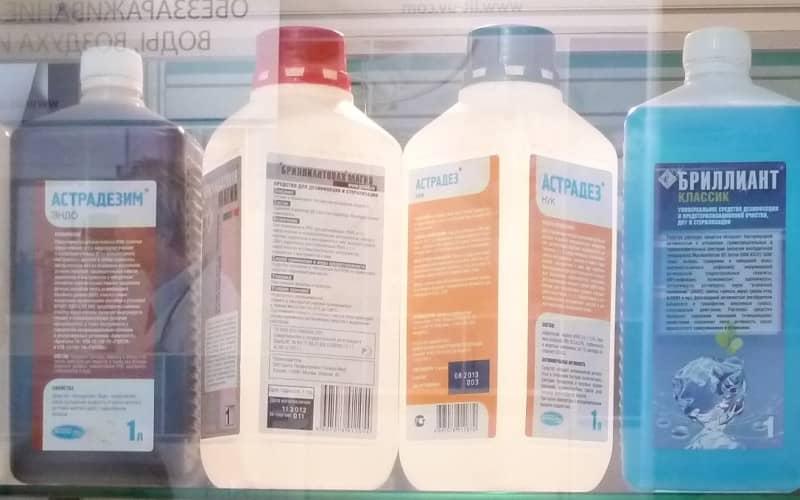 Инструкция применения перекиси водорода