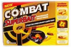 Средства от тараканов Комбат (Combat) — аэрозоль, ловушки, гель
