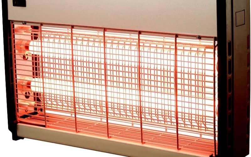 Лампа от насекомых как средство избавления от комаров, мух
