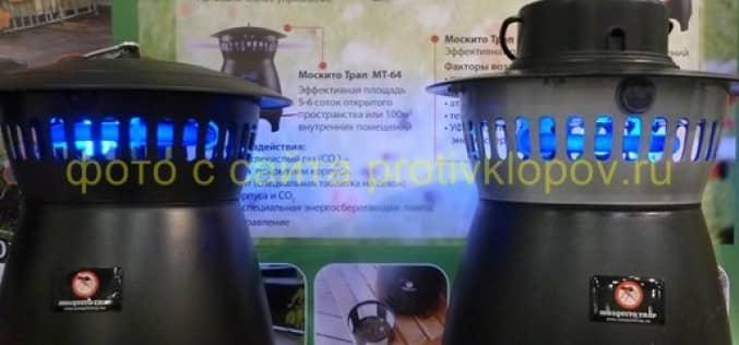 Ловушка для комаров обзор моделей, особенности использования